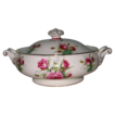 Hammersley - Grandmother's Rose - Covered Server