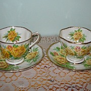 Royal Albert - Tea Rose - Tea For Two