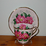 Queen Anne - Camellia - Teacup Set