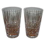 Waterford Crystal - Tramore - Tumblers (2)