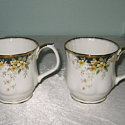 Royal Albert - Royal Ascot Coffee Mugs (2)