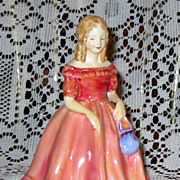 Paragon China - Miss Margaret - Figurine