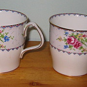 Royal Albert - Petit Point - Coffee Mugs (2)