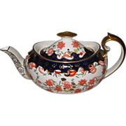 Royal Crown Derby - Imari 9259 Teapot ca1930