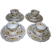 SALE Royal Albert - September Song - Teacup Trios