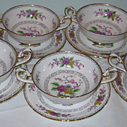 Tuscan - Ki-Ming China -Soup Cup Sets  (7)