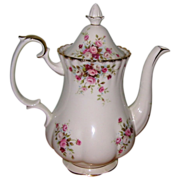 Royal Albert - Cottage Garden - Large Coffee Pot