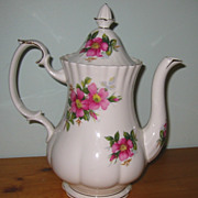 Royal Albert - Prairie Rose - Large Coffee Pot