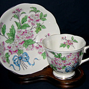Royal Albert - FTM - Hawthorn Teacup Set