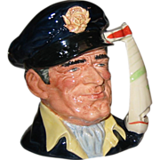 Royal Doulton - Yachtsman Toby Jug D6820