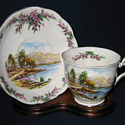 Royal Albert - Road to the Isles - Teacup Set