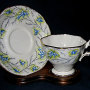Royal Albert - Heather Bell - Teacup Set