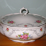 SALE Royal Albert - Tranquillity - Covered Server