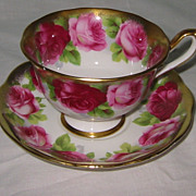 Royal Albert - Old English Rose - Teacup Set