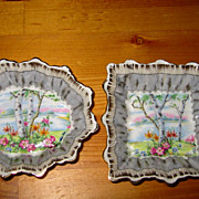 Royal Albert - Candy Dishes (2) Crown China