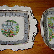 Royal Albert - Silver Birch - Fancy Trays (2)
