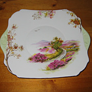 Shelley - Old Ireland 13657 - Dessert Tray