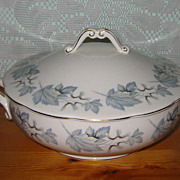 Royal Albert - Silver Maple - Covered Server