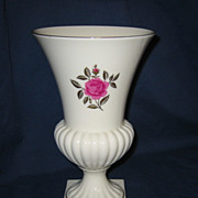 "Lenox - A Single Rose - Flared 9"" Vase"