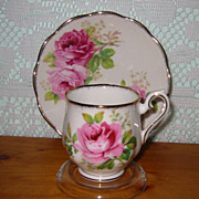 Royal Albert - American Beauty - Demitasse Set