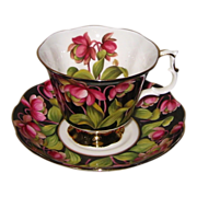 Royal Albert - Pitcher Plant - Teacup Set