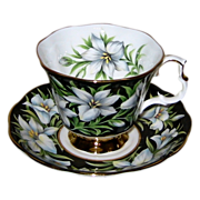 Royal Albert - Madonna Lily - Teacup Set