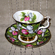 REDUCED Royal albert - Lady's Slipper - Tea Cup Set