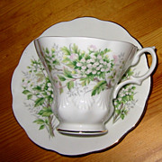 Royal Albert - Friendship Hawthorn - Teacup Set