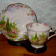 Royal Albert - Kentish Rockery - Teacup Set