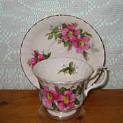 Royal Albert - Prairie Rose - Teacup Set