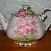 REDUCED Royal Albert - Blossom Time - 4 Cup Teapot