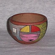 Navajo Pottery Small Pot