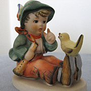 �Singing Lesson� Hummel Figurine [Hum 63]