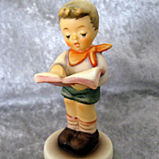 �Honor Student� Hummel Club Exclusive Figurine [Hum 2087/B]