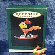 LITTLE BEEPER, a Tiny Toons Hallmark Ornament - 1995