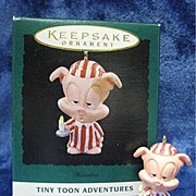 HAMPTON, a Tiny Toons Adventures Miniature Hallmark Ornament - 1994