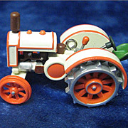 &quot;ANTIQUE TRACTOR&quot;, a Miniature Hallmark Ornament -- 2005