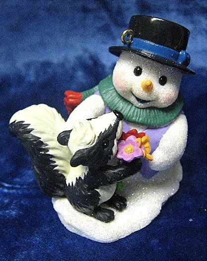 """Snow Buddies"" a Hallmark Keepsake Ornament - 2006"