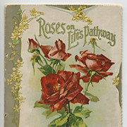 Roses on Life's Pathway Booklet Illustrated by C. Klein