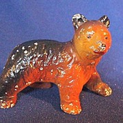 Hubley Cast Iron Bear Paperweight
