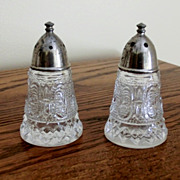 Set Salt and Pepper Shakers Duncan and Miller Sandwich