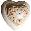 "Cybis Porcelain ""Thinking of You Heart Box"""