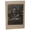Samuel J. Woolf - Portrait Lithograph of Edgar Allen Poe - c 1930