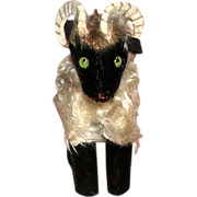 "Steiff Mountain Sheep ""Snucki"" in Very Good Condition (and Absolutely Adorable!)"