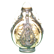 REDUCED Antique Porcelain Snuff Bottle, Chinese