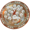 Antique Kutani Porcelain Plate, Circa 1900