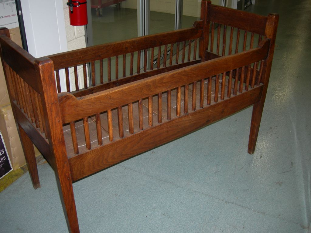 Vintage baby crib for sale - Antique Baby