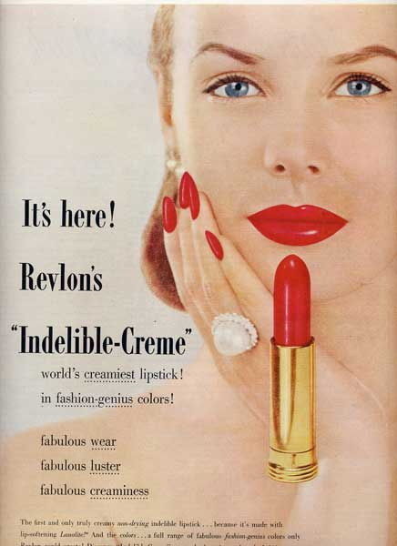 I had been looking at me red revlon for years