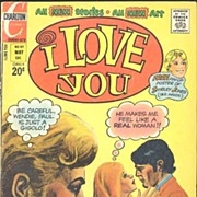 I LOVE YOU Romance Comic Book #97~'If This Be Love' May 1972~BONUS Shirley Jones ...