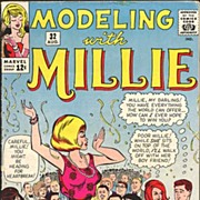 HTF Silver Age MARVEL 'Modeling With Millie' Vol. 1 No. 32 'Millie: The People's ...